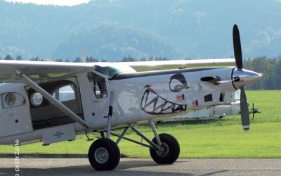Adrenalinski polet z letalom