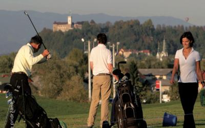 Druženje ob golfu