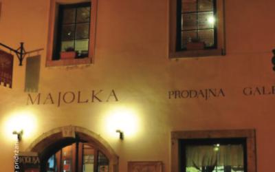 Gostilna in galerija Majolka