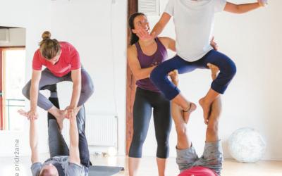 Leteča joga
