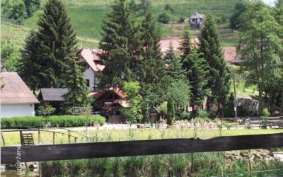 Turistična kmetija Frank–Ozmec